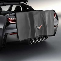 GM C7 Corvette Rear Bumper Fascia Cover - 23124544