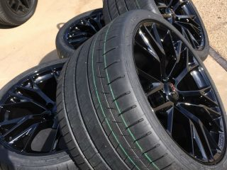 C7 Z06 GM Black Wheel Tire Package-3