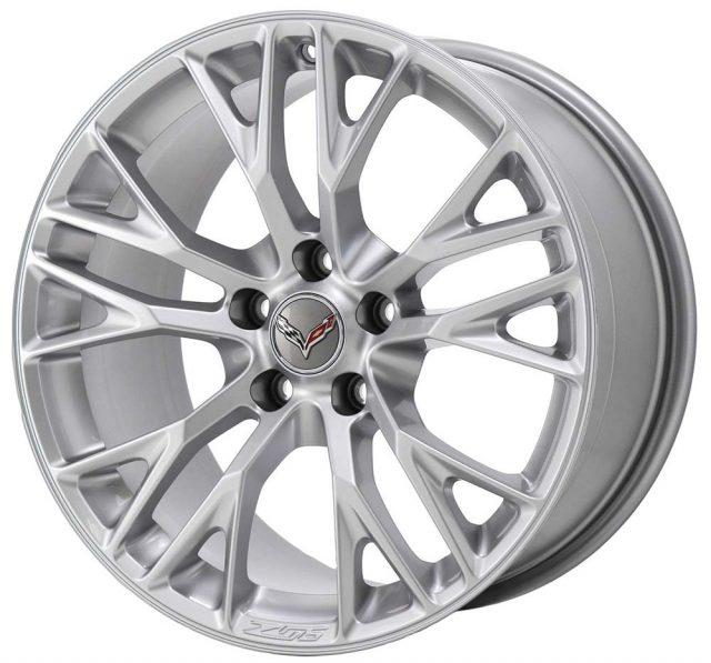 Z06 Wheels - Spectra Gray