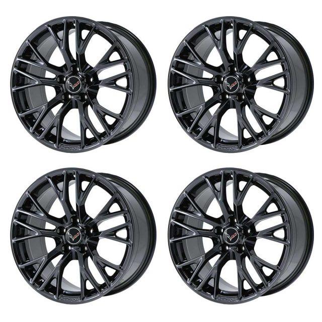 C7 Z06 Corvette Wheel Set