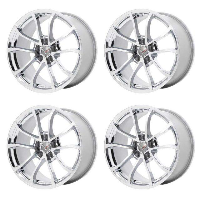 GM C7 Grand Sport Cup Wheel Set