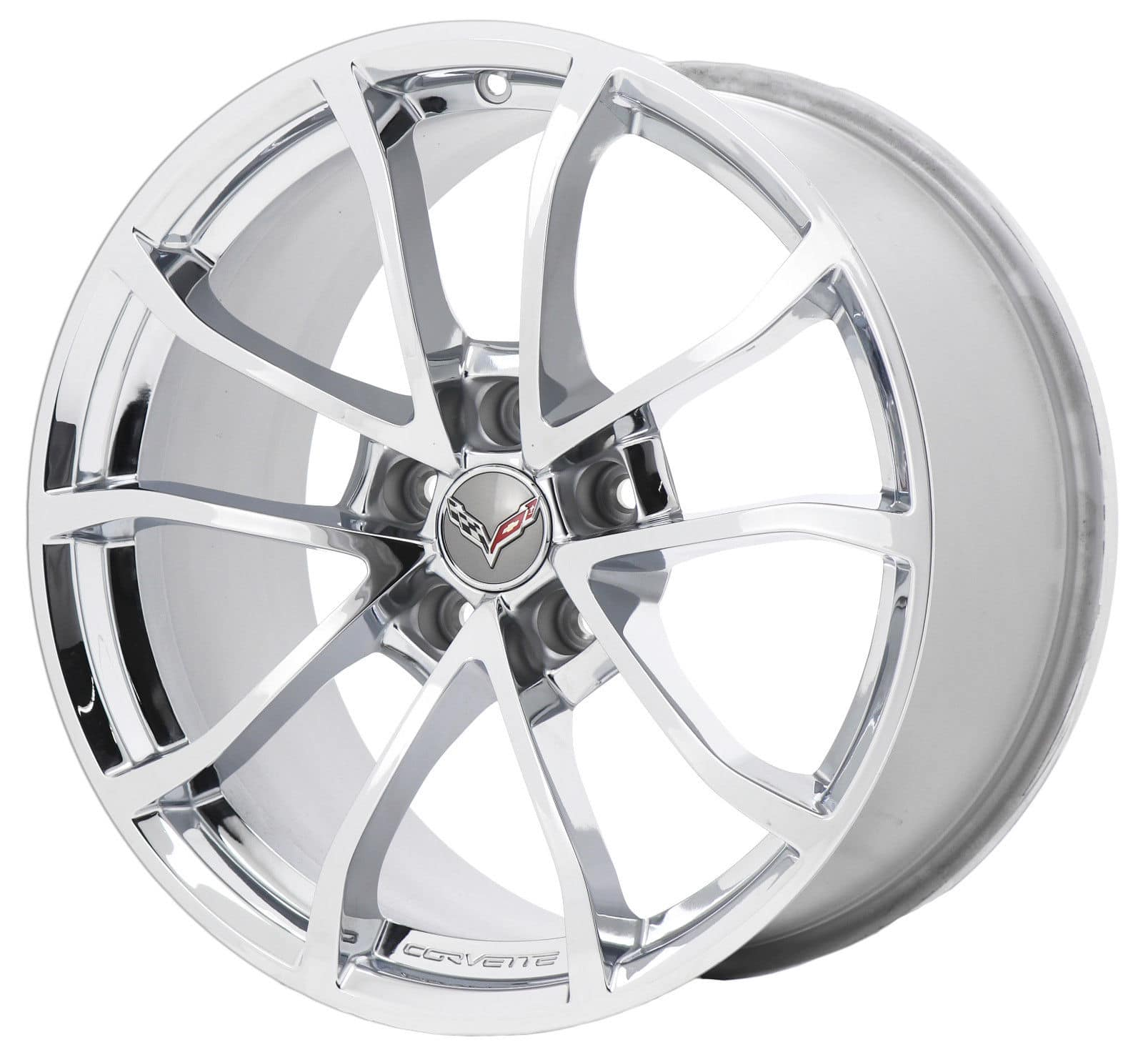 GM C7 Grand Sport Cup Wheels - Chrome