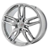 GM C7 2014 Z51 Corvette Stingray Wheels - Chrome