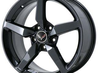 GM C7 Corvette Stingray Wheels - Gloss Black