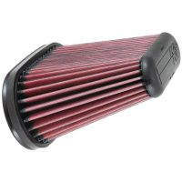 K&N E-0665 C7 Corvette Air Filter - top view