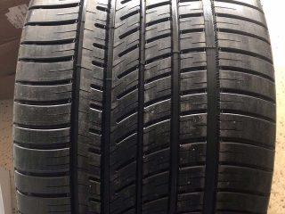 Michelin Pilot Sport AS/3 ZP Corvette Tires