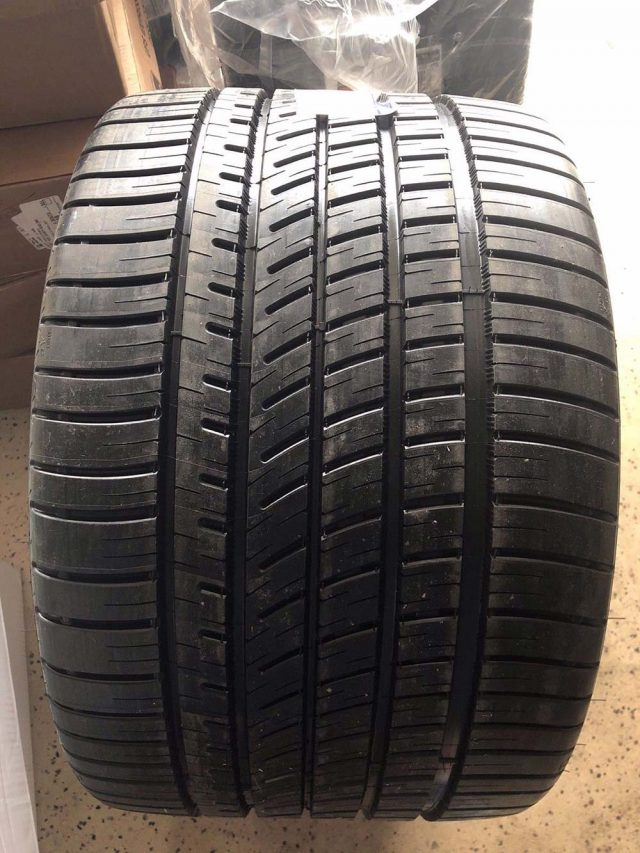 All Season Tires >> Corvette Tires - Michelin Pilot Sport AS/3 ZP Tires