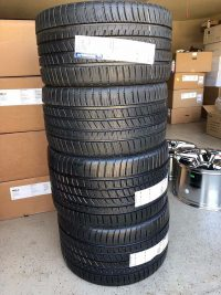Michelin Pilot Sport AS/3 ZP Corvette Tires