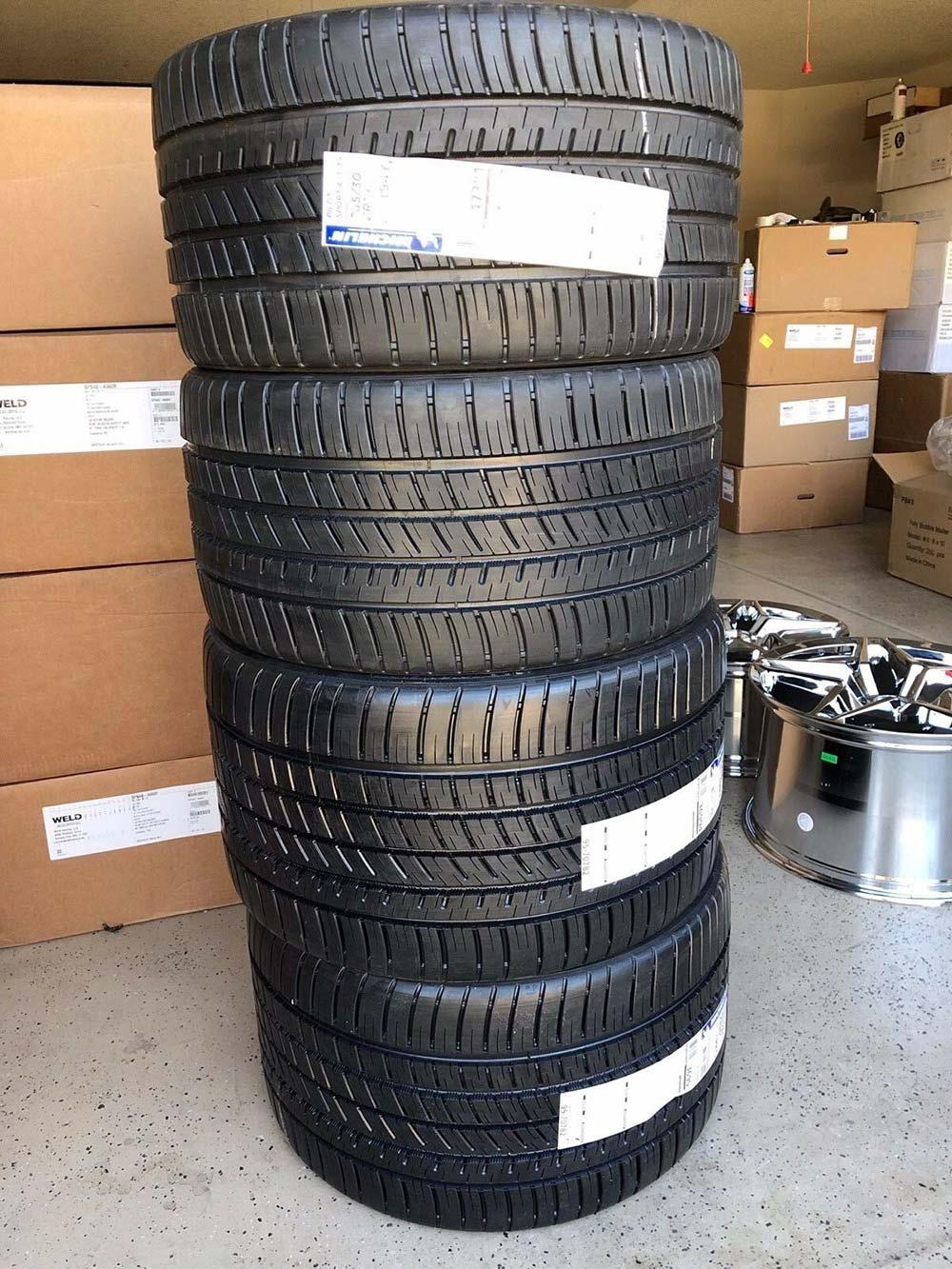 Michelin Pilot Sport >> Michelin Pilot Sport As 3 Zp Corvette Tire Set