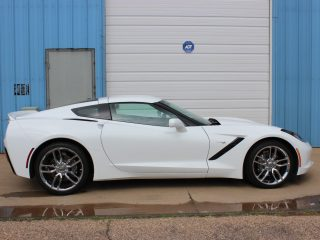Chrome Z51 Corvette Wheel Michelin AS3 Tire Package-1469