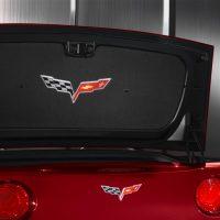 C6 Corvette Convertible Deck Lid Liner - 12499967