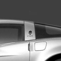 C6 Corvette Jake CSR Decal Pillar Kit - 20912922