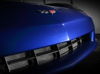 C6 Corvette Front Grille Insert - 17801009