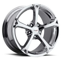 C6 Grand Sport Corvette Reproduction Wheel - Chrome