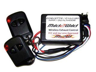 C6 Corvette Mild to Wild NPP Exhaust Switch