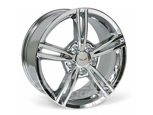 2008 Corvette Style Wheels for 2005-2013 C6 Corvette