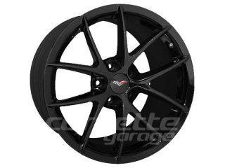Z06 Spyder Wheels for 1997-2004 C5 and Z06 Corvette - Black