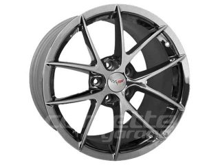 Z06 Spyder Wheels for 1997-2004 C5 and Z06 Corvette - Competition Gray
