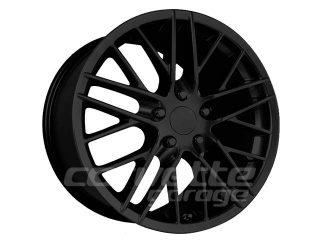ZR1 R1 Wheel Set for 2005-2013 C6 Corvette - Black