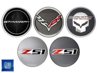 GM Wheel Center Caps