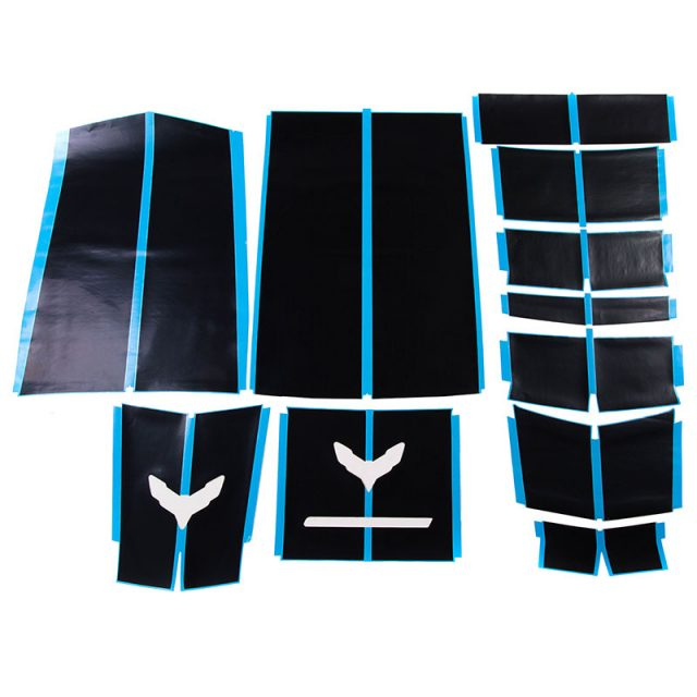 C7 Corvette Dual Racing Stripe Kit - GM 22989110