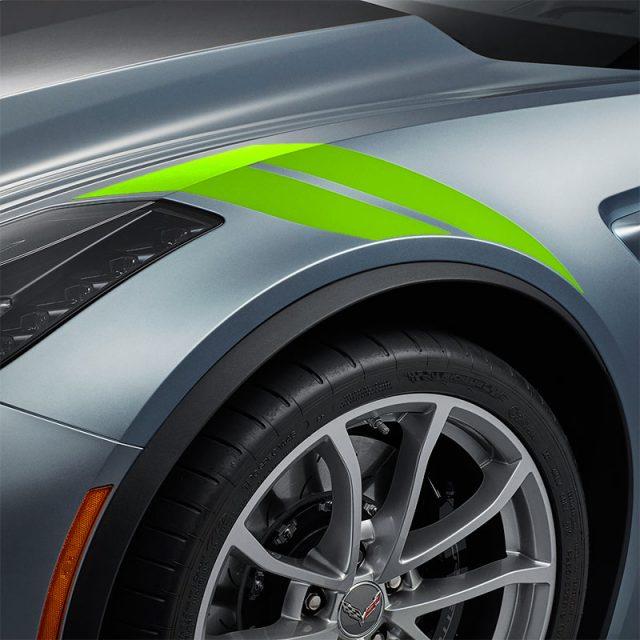 C7 Grand Sport Hash Stripes - 23507125