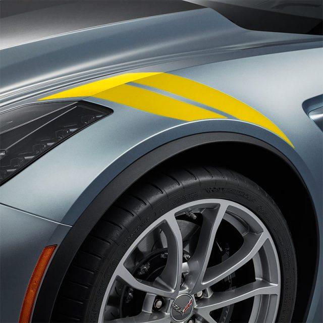 C7 Grand Sport Hash Stripes - 23507126