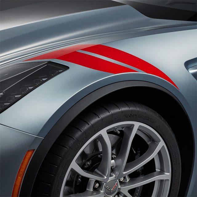 C7 Grand Sport Hash Stripes - 23507127