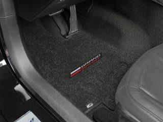 C7 Grand Sport Corvette Lloyds Mats - Installed Front