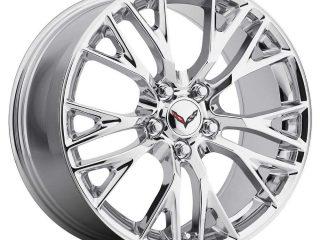 C7 Z06 Corvette Reproduction Wheel - Chrome