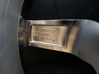 GM C7 2014 Corvette Stingray Wheels - Genuine GM