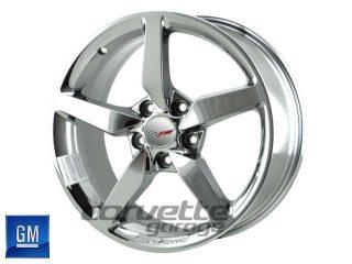 GM C7 2014 Corvette Stingray Wheels