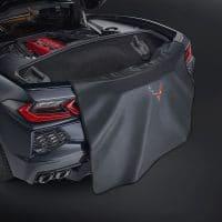 GM C8 Corvette Rear Fascia Protector - 84299226