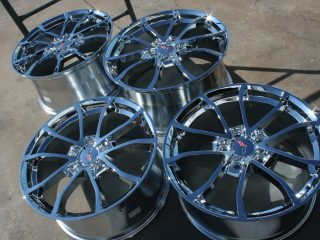 Cup Wheels for C6 & Z06 Corvette-152