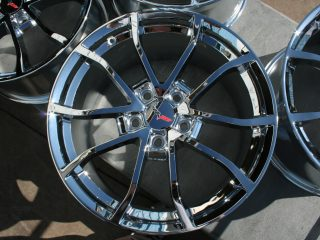 Cup Wheels for C6 & Z06 Corvette-155