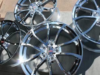 Cup Wheels for C6 & Z06 Corvette-154