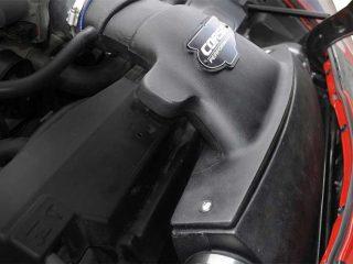 Corsa C6 Corvette Air Intake 45962 - Installed