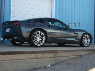 Cup Wheels for C6 & Z06 Corvette-153