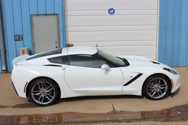 Chrome Z51 Corvette Wheel Michelin AS3 Tire Package-1473