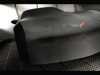 GM C6 Corvette indoor car cover in Black - 19158372