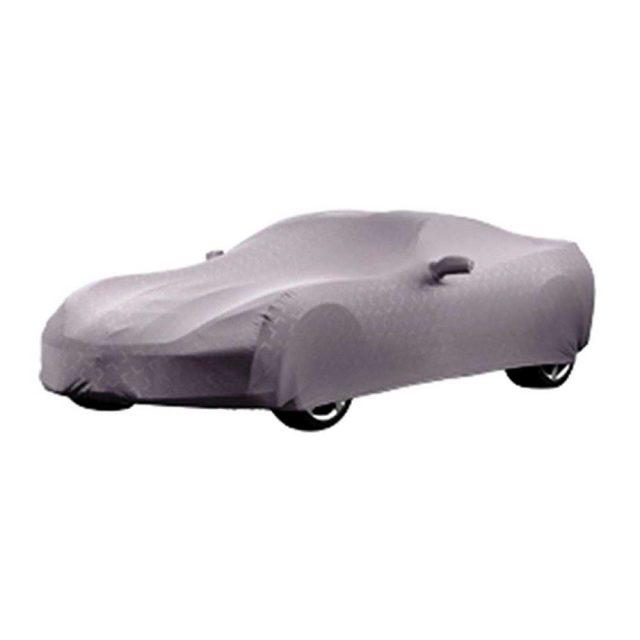 GM C7 Corvette indoor car cover in Gray - 23142881