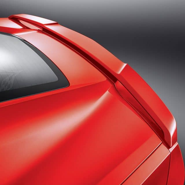 GM C7 Corvette High Wing Spoiler Kit - 22908987