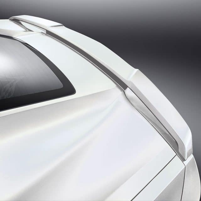 GM C7 Corvette High Wing Spoiler Kit - 22938855