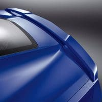 GM C7 Corvette High Wing Spoiler Kit - 23322549