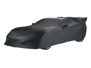 GM C7 ZR1 Corvette indoor car cover in Black - 84053409