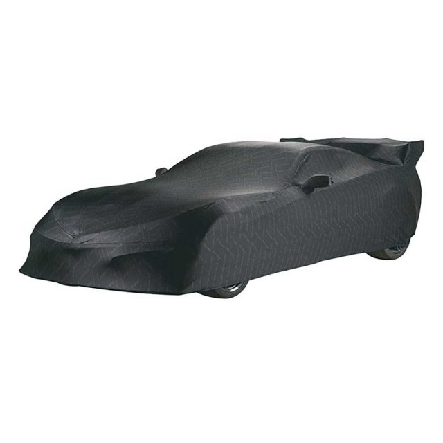 GM C7 ZR1 Corvette indoor car cover in Black - 84053409
