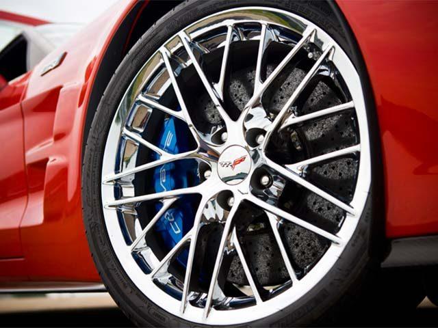 GM ZR1 Wheels for C6 Z06, ZR1 & Grand Sport Corvette