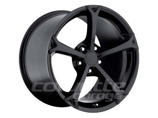 Grand Sport Wheels for 1997-2004 C5 and Z06 Corvette - Black