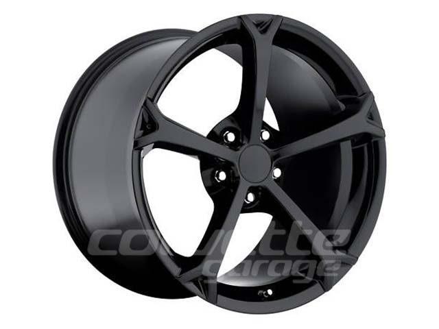 Grand Sport Wheels for 1997-2004 C5 and Z06 Corvette - Black