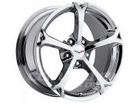 Grand Sport Wheels for 1997-2004 C5 and Z06 Corvette - Chrome